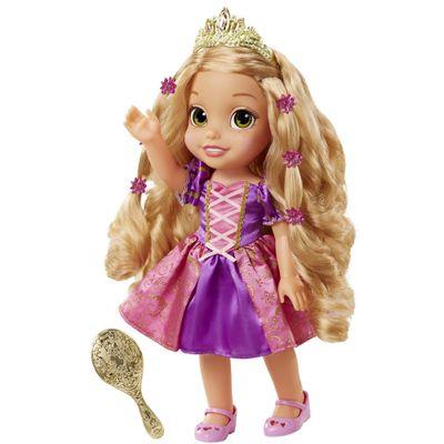 Boneca-Disney-Princesas---Rapunzel-com-Luzes-nos-Cabelos---New-Toys