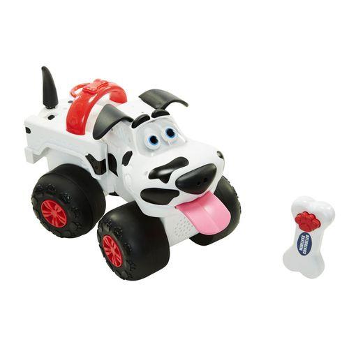 Veículo de Controle Remoto - Street Dog - Dálmata - New Toys