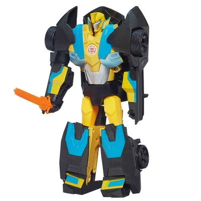 Figura-Transformavel---Transformers-Robots-In-Disguise---Bumblebee---New-Toys