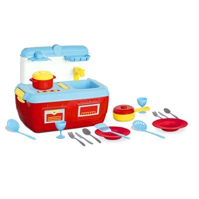 Mini-Cozinha---Fashion-Kitchen---Azul-e-Vermelho---Roma-Jensen