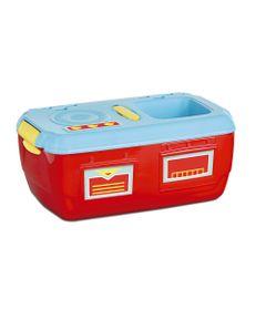 Mini-Cozinha-Maleta---Fashion-Kitchen---Azul-e-Vermelho---Roma-Jensen
