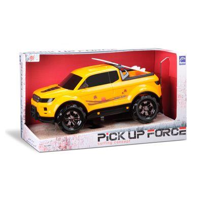Carrinho-Roda-Livre---Pick-Up-Force-Surfing---Amarelo---Roma-Jensen