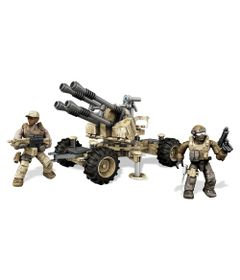 Playset-Mega-Bloks---Call-Of-Duty---Veiculo-Anti-Aereo---Mattel