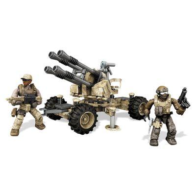 Playset-Mega-Bloks---Call-Of-Duty---Veiculo-Anti-Aereo---Mattel