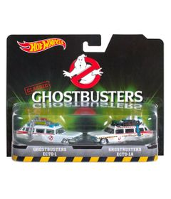 Conjunto-com-2-Carrinhos---Hot-Wheels---Ghostbuster---Mattel