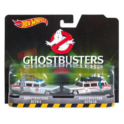 Conjunto-com-2-Carrinhos---Hot-Wheels---Ghostbuster---Mattel