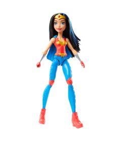 Boneca-DC-Super-Hero-Girls---Treinamento---Wonder-Woman---Mattel