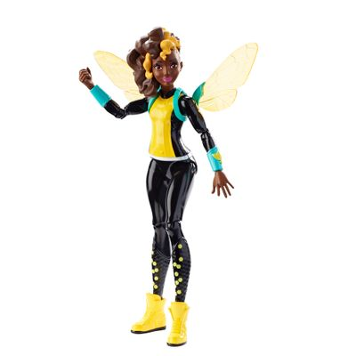 Boneca-de-Acao---15-cm---DC-Super-Hero-Girls---Bumblebee---Mattel
