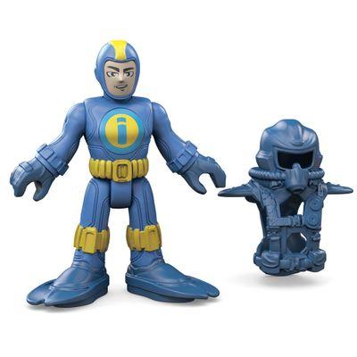 Imaginext-Oceano---Mergulhador---Mattel