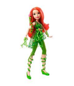 Boneca---DC-Super-Hero-Girls---Poison-Ivy---Mattel