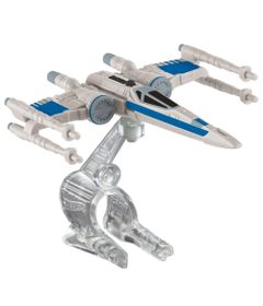 Nave-Star-Wars---Resistance-X-Wing-Fighter---Hot-Wheels---Mattel
