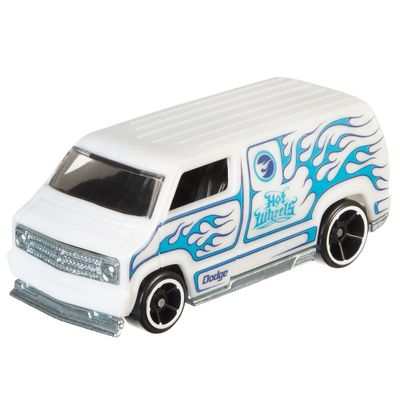 Carrinho-Hot-Wheels-Color-Change---77-Dodge-Custom-Van---Mattel