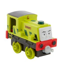 Mini-Locomotivas-Thomas---Friends-Collectible-Railway---Scruff---Fisher-Price