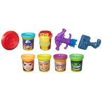 Conjunto-Massa-de-Modelar---Play-Doh---Marvel---Avengers---Hasbro