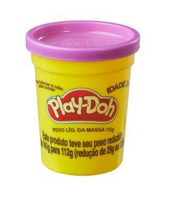 Massa-de-Modelar---Play-Doh---Pote-individual---112-gramas---Roxo---Hasbro