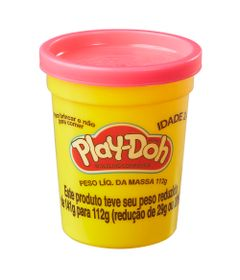 Massa-de-Modelar---Play-Doh---Pote-individual---112-gramas---Vermelho-Rubi---Hasbro