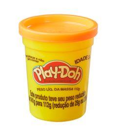 Massa-de-Modelar---Play-Doh---Pote-individual---112-gramas---Laranja---Hasbro