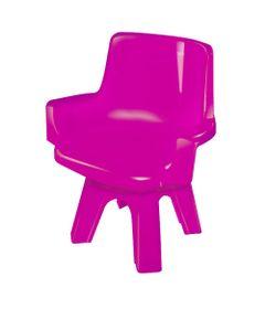Cadeira-Giratoria-Infantil---Rosa---Lider