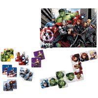 Super-Kit---Avengers---Quebra-Cabeca-200-Pecas---Jogo-da-Memoria---Domino---Toyster