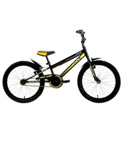 Bicicleta-ARO-20---MTB-Volt-2.0---Preta-e-Amarela---Tito-Bikes