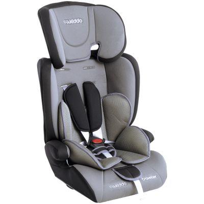 Cadeira-para-Auto---De-9-a-36-kg---Traveller---Cinza-com-Preto---Kiddo