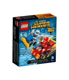 76063---LEGO-Super-Heroes---DC-Comics---Mighty-Micros---Flash-Contra-Capitao-Frio