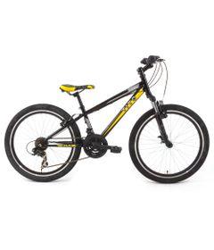 Bicicleta-ARO-24---MTB-Volt-Teen-Plus---Preta-e-Amarela---Tito-Bikes
