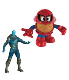 Kit-Mini-Figura-Transformavel---Mr.-Potato-Head-Iron-Man-e-Boneco-Articulado-Hulk---Marvel---Hasbro