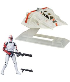 Kit-Figura-Colecionavel-Clone-Trooper-e-Veiculo-Die-Cast---First-Order-Snowspeeder---Star-Wars---VII---Hasbro