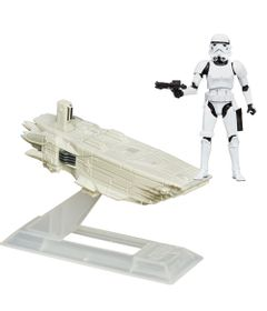 Kit-Figura-Colecionavel-Han-Solo-e-Veiculo-Die-Cast---First-Order-Transporter---Star-Wars---VII---Hasbro