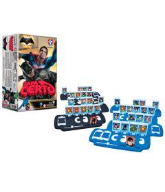 Conjunto-2-Jogos---DC-Comics---Jogo-Tapa-Certo-e-Cara-a-Cara---Estrela