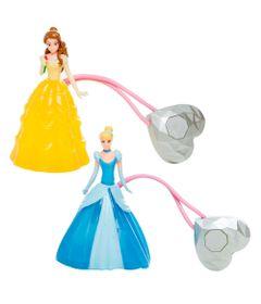 Conjunto-Princesas-Luminosas---Princesas-Disney---Cinderela-e-Bela---Estrela