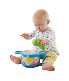 Centro-de-Atividades---Laugh---Learn---Tambor---Fisher-Price