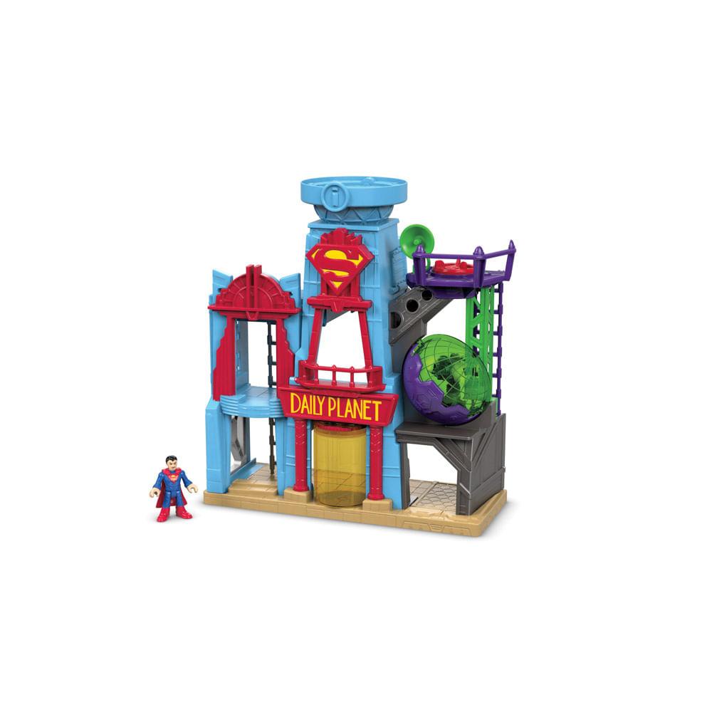 Playset Imaginext - Metropolis - Super Homem - DC - Mattel