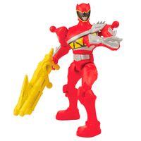 Figura-Articulada-19-cm---Power-Rangers---Mixx-N-Morph---Ranger-Vermelho---Sunny