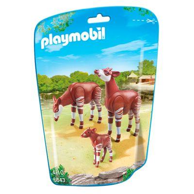 Mini-Figuras-Playmobil---Animais-Zoo---Serie-2---6643---Sunny