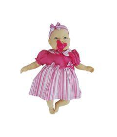 Boneca-Baby-By---Com-Roupinhas---Vestido-Rosa-e-Pink---Roma-Jensen