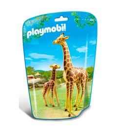 Mini-Figuras-Playmobil---Animais-Zoo---Serie-1---6640---Sunny