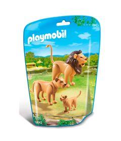 Mini-Figuras-Playmobil---Animais-Zoo---Serie-1---6642---Sunny