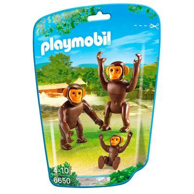 Mini-Figuras-Playmobil---Animais-Zoo---Pequeno---6650---Sunny