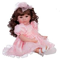 Boneca-Laura-Doll---Pink-Rose---Shiny-Toys