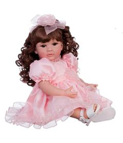 Boneca-Laura-Doll---Pink-Rose---Shiny-Toys