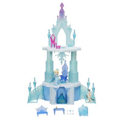 Playset com Figuras - Disney Frozen - Castelo da Elsa - Hasbro