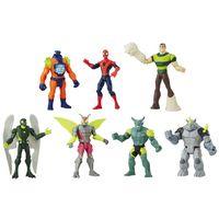 Conjunto-com-7-Mini-Figuras---Marvel---Ultimate-Spider-Man-Vs-Sinister-6---Hasbro