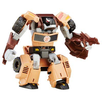 Boneco-Transformers---Robots-In-Disguise-Wariors---Quillfire-15-cm---Hasbro