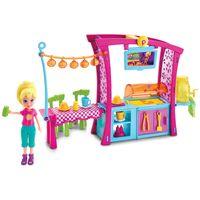 Playset-com-Boneca-Polly-Pocket---Churrasco-Divertido---Mattel-