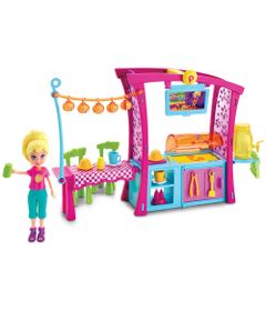 Playset-com-Boneca-Polly-Pocket---Churrasco-Divertido---Mattel-