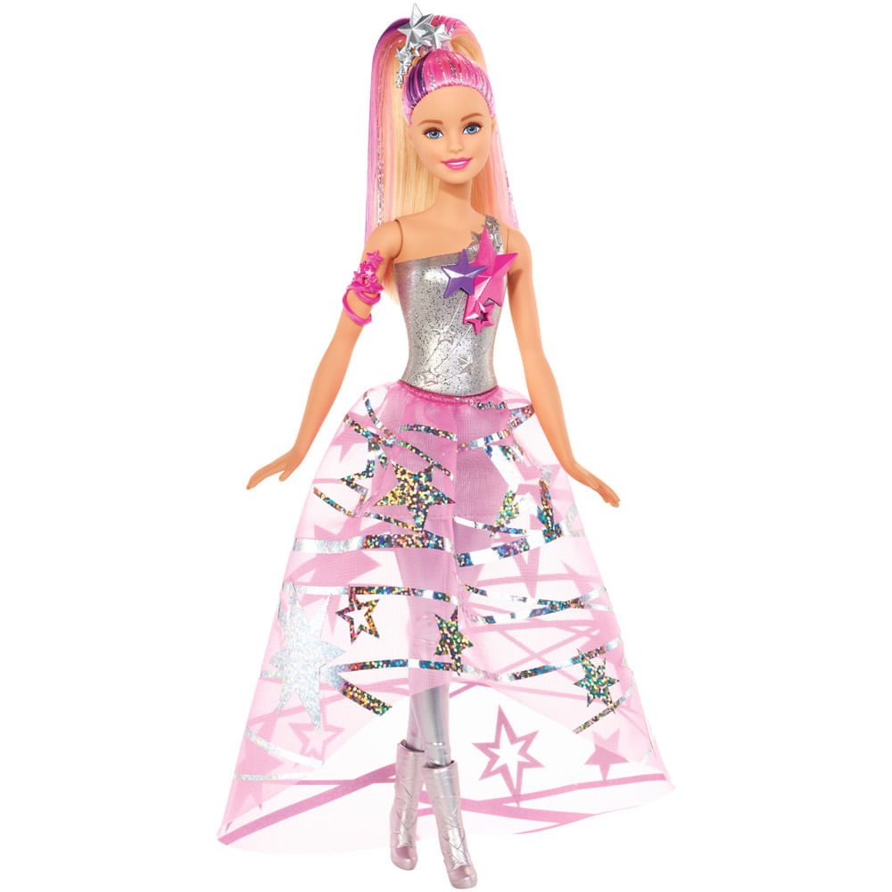 Boneca Barbie - Aventura nas Estrelas - Mattel