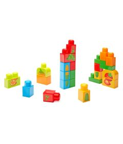 Mega-Bloks---Frutas-e-Vegetais---First-Builders---Mattel