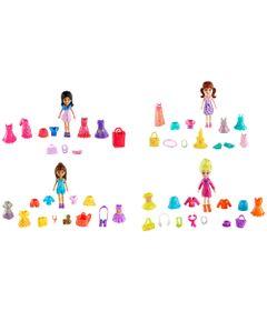 Kit-Polly-Pocket---Amigas-Super-Fashion---Mattel